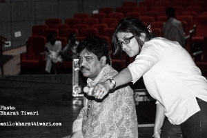 Rehearsals : Salim Arif & Lubna Salim